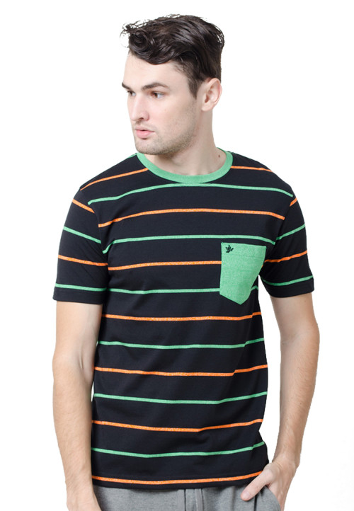 Osella ManOsella Man T-Shirt Stripe Black 1