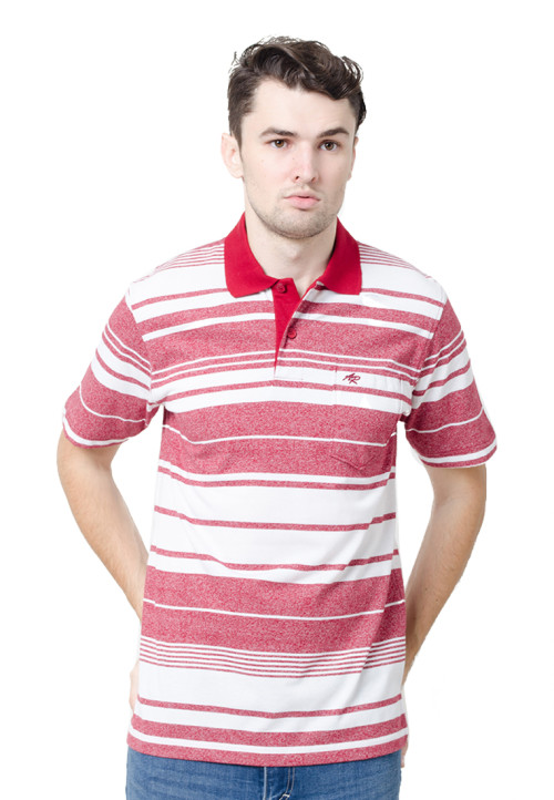 Arnett Polo Shirt Fashion Red