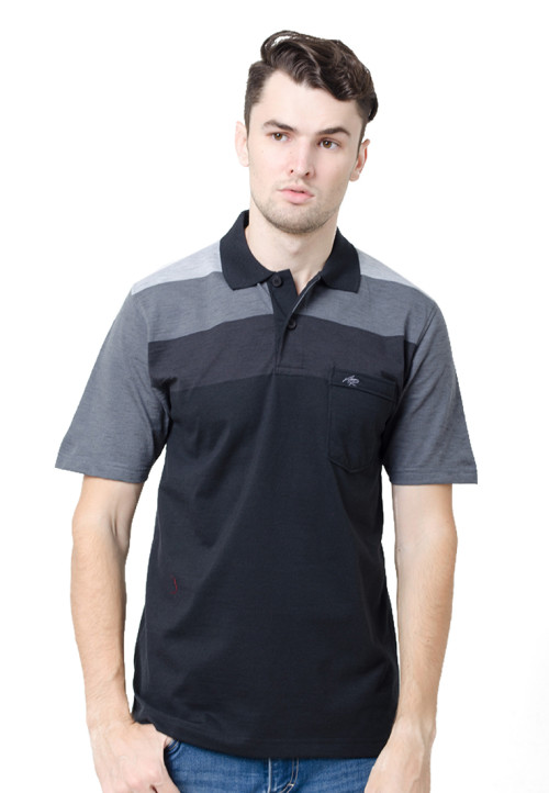 Arnett Polo Shirt Fashion Black 3