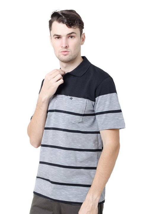 Arnett Polo Shirt Fashion Black 2