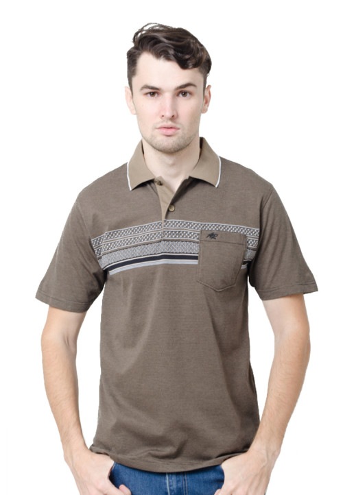 Arnett Polo Shirt Fashion Khaki