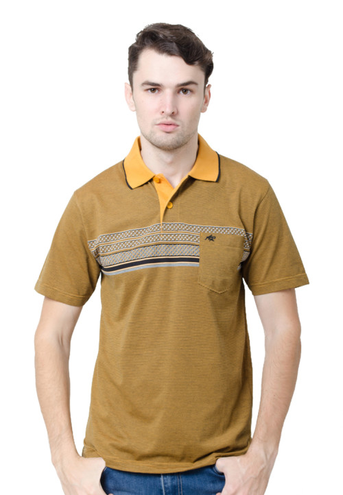 Arnett Polo Shirt Fashion Golden