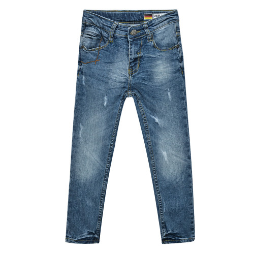 Osella Kids Pants Long Denim Blue