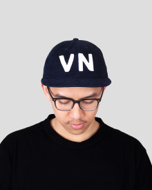 Vermi Navy Cap