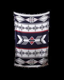 Amulet Navy Blanket