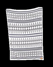 Vinka White Blanket
