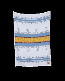 Nastas White Blanket