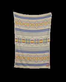 Moona Khaki Blanket