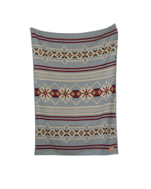 Moona Grey Blanket