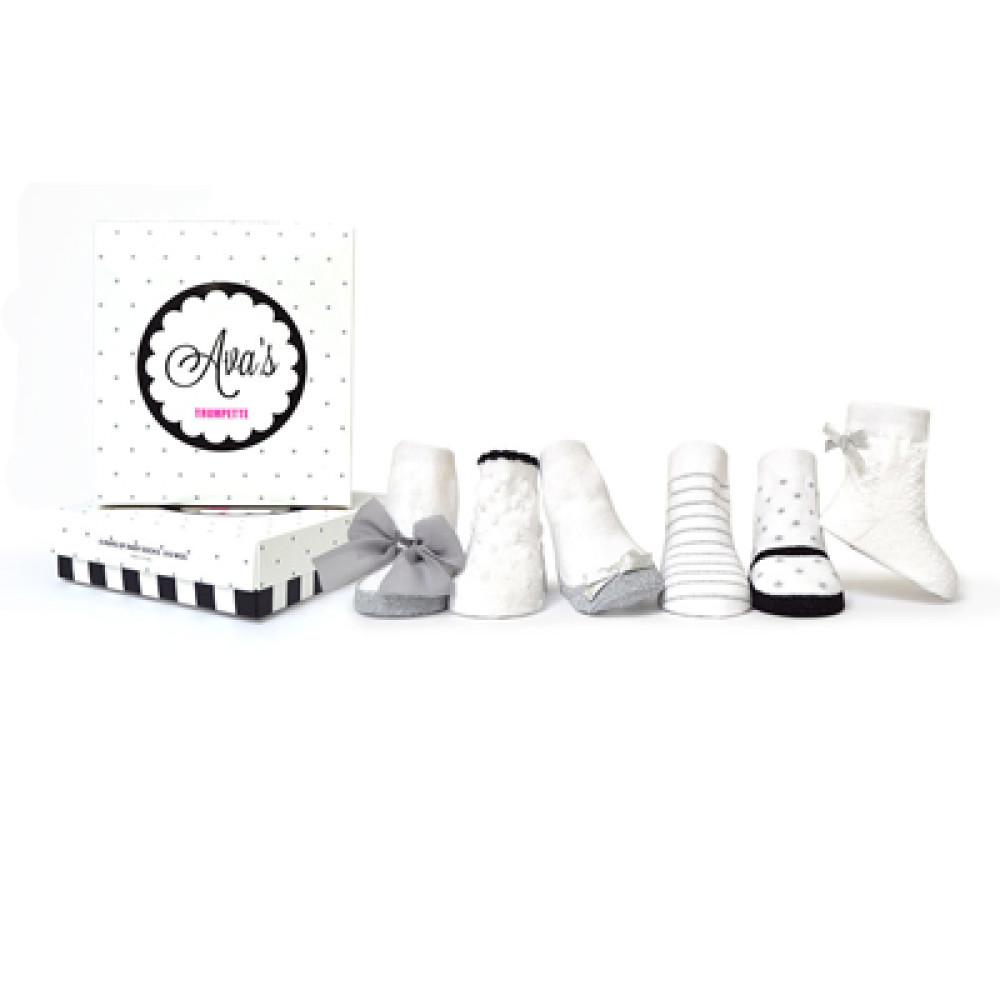 Trumpette Baby Socks 0 12m Ava039s 360do Tooth Brush For White