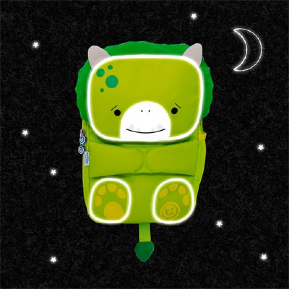 998fbe767d5 Trunki ToddlePak Backpack - Dudley (Dino)