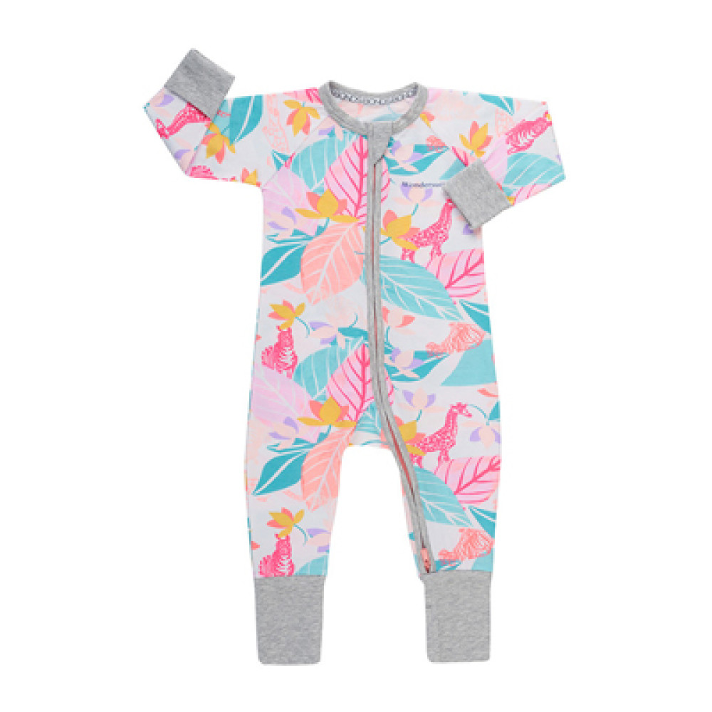 Bonds Zip Wondersuit 12 18m Spy In The Jungle White Girl 360do Tooth Brush For Baby