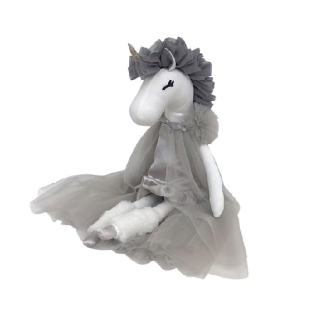 Spinkie Unicorn Princess Grey