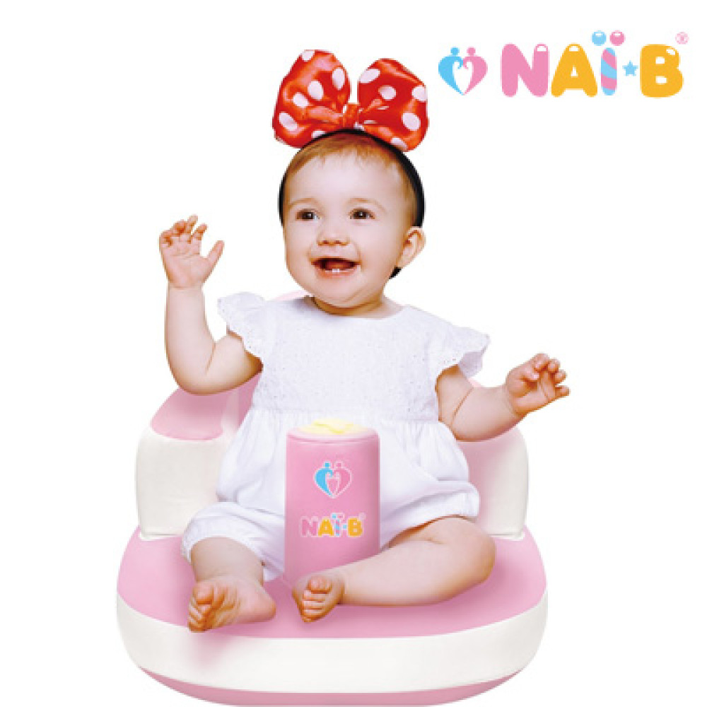 Nai B Inflatable Baby Chair Mint