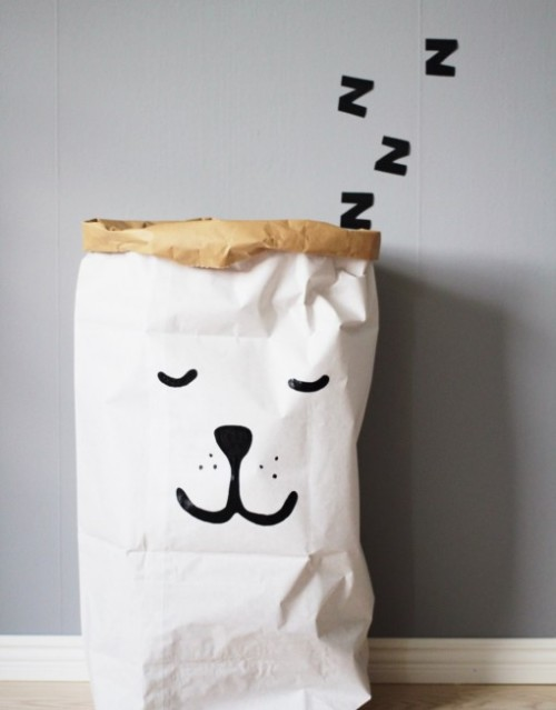... Paper Bag Storage · PrevNext