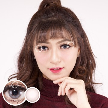 EOS Luna Natural Aqua Softlens