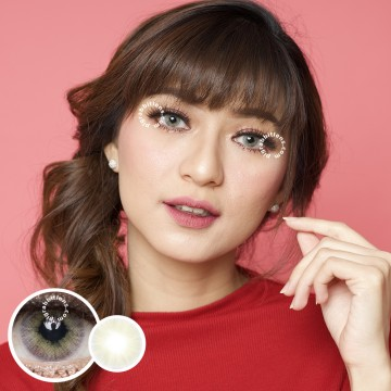 EOS Von Von Light Grey Softlens