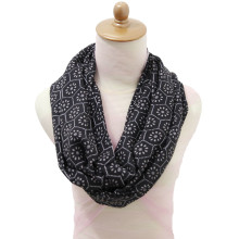 Infinity Nursing Scarf - Cosmic Particles