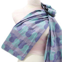 Baby Ring Sling - Pineapple Family