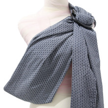 Baby Ring Sling - Nero Galaxy