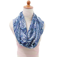 Infinity Nursing Scarf - The Bahamas
