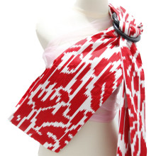 Baby Ring Sling - Sanguine Red