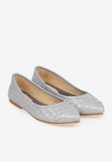 Pointy Wicker Grey