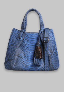 Padi Bag Blue Bercak