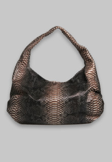 Blowfish Bag Rainbow Black Metallic