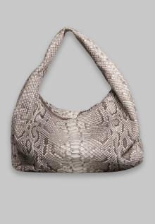 Blowfish Bag White Batik