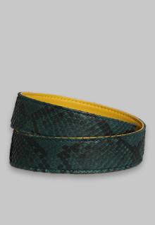 Strap Python Green - Yellow