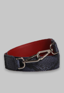 Strap Python Purple - Red