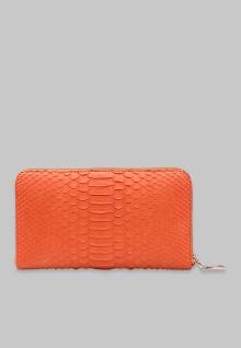 Dompet Rose 3 Sekat Orange