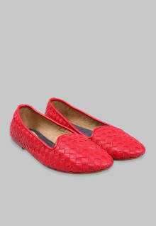 melisa wicker red