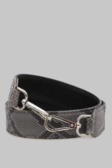 Strap Pyhon Grey - Black