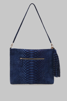 Clutch Handle Blue Jeanswash