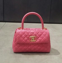 Bag Channel Pink Sling