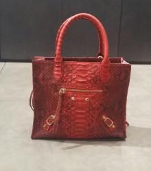 Bag Biker Belah Red Bercak