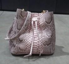 Bag Serut Baby Pink Bercak