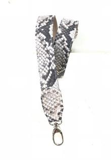 Strap Python White - Mocca
