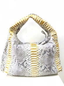 Bag Boga White Yellow