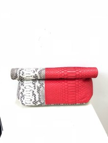 Clutch Gulung White Red