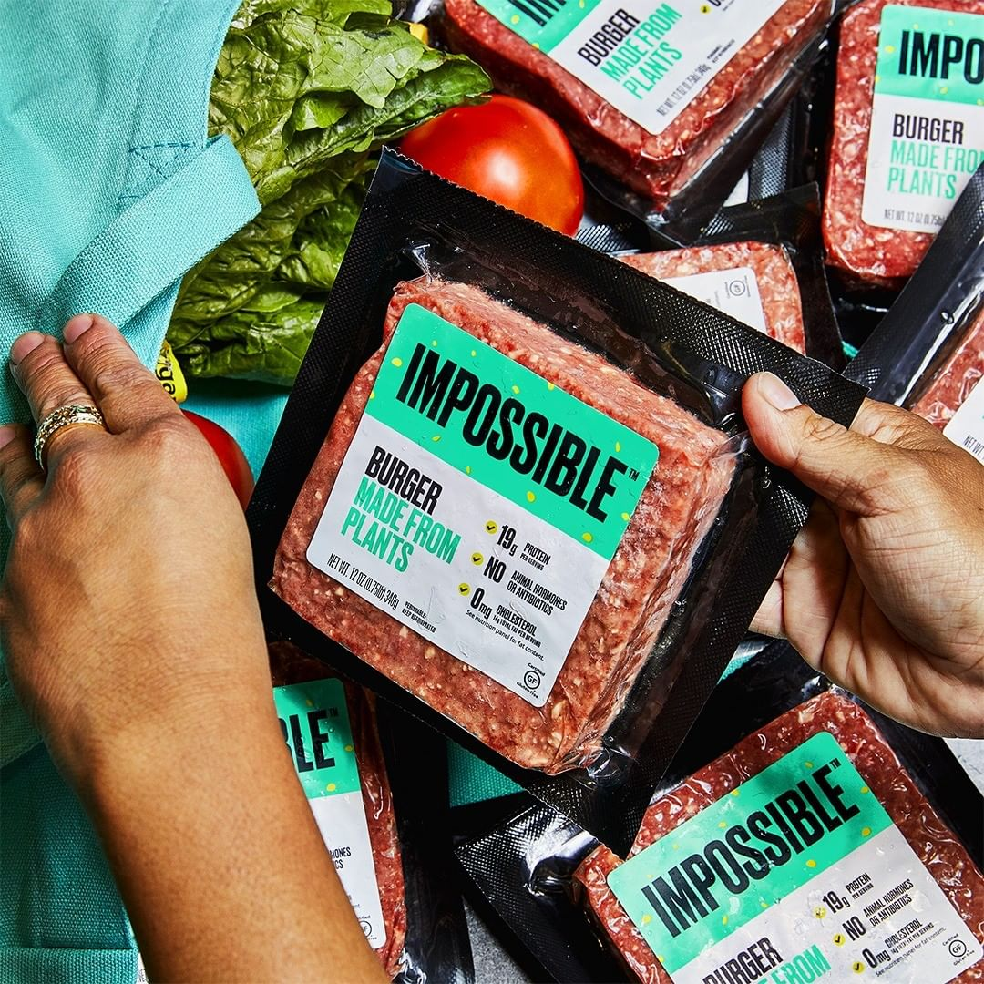 Daging Palsu Vegan : Terbuat Dari Apa?