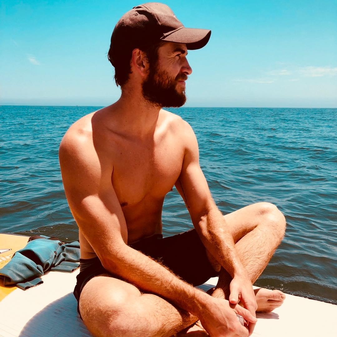 Veg News : Liam Hemsworth Menyerah Pada Diet Vegan!