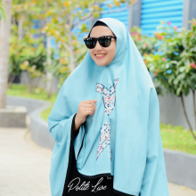 BUTTERFLY KHIMAR TOSCA