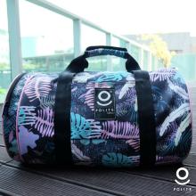 Flower Duffle Bag