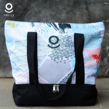 Tote Bag White Art