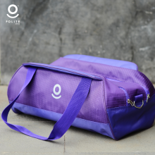Neo Duffle Bag Purple