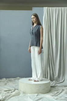 Simply Imperfect in Grey | Tops