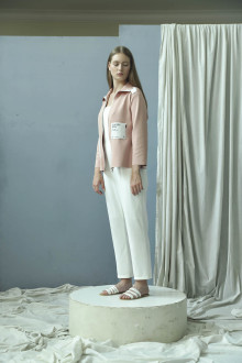 Arround the Edges in Pink | Outer